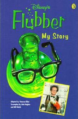 Flubber: Chapter Book