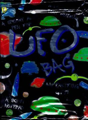 Tommy Niner and the Mystery Spaceship: Unidentified Flying Object Bag