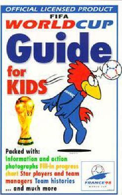 Fifa World Cup Guide for Kids