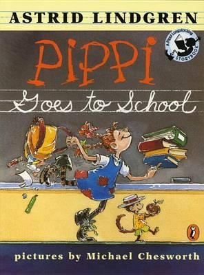 Pippi Goes to School