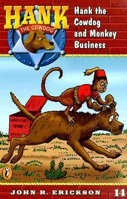 Hank the Cowdog and Monkey Business