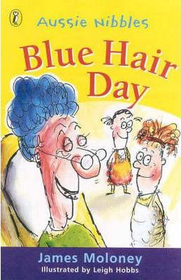 Blue Hair Day