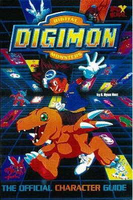 Digimon Digital Monsters: Official Character Guide