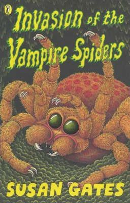 Invasion of the Vampire Spiders