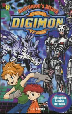 Digimon Digital Monsters: Andromon's Attack