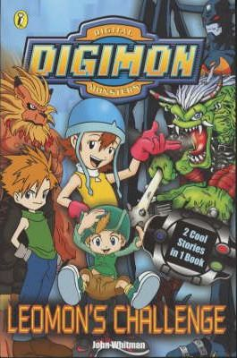 Digimon Digital Monsters: Leoman's Challenge Bk.4