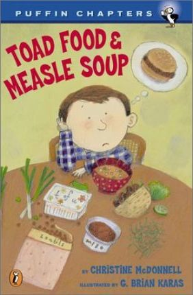 Toad Food & Measle Soup
