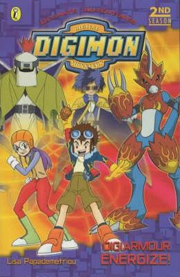 Digimon Digital Monsters: Digiarmour Energize!