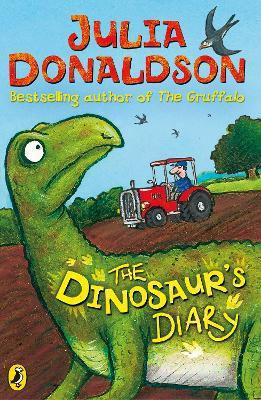 The Dinosaur's Diary Cover Image