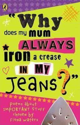 Why Does My Mum Always Iron A Crease In My Jeans?