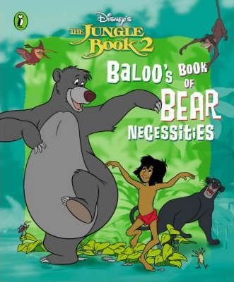 Baloo's Book of Bear Necessities