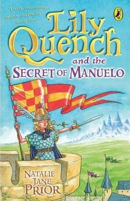 Lily Quench and the Secret of Manuelo