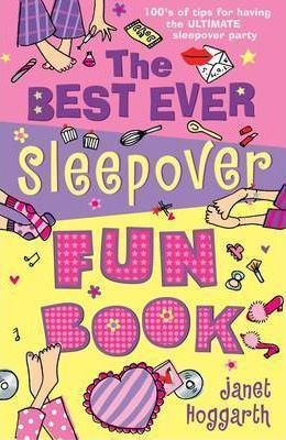 The Best Ever Sleepover Fun Book