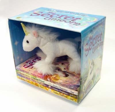 My Secret Unicorn Boxed Set and Toy