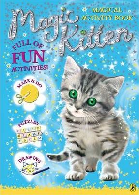 Magic Kitten Magical Activity Book