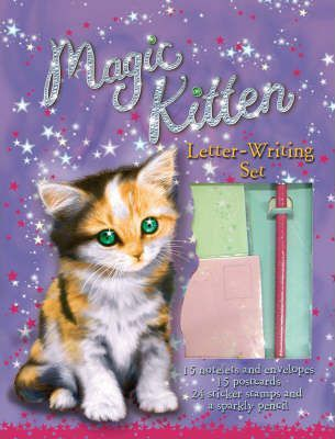 The Magic Kitten Letter Writing Set