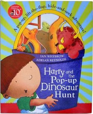 Harry and the Pop-up Dinosaur Hunt