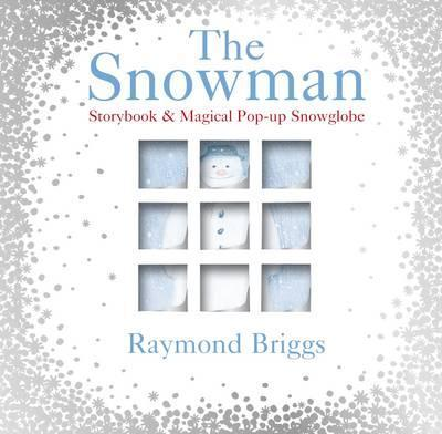 The Snowman Storybook and Magical Pop-up Snowglobe