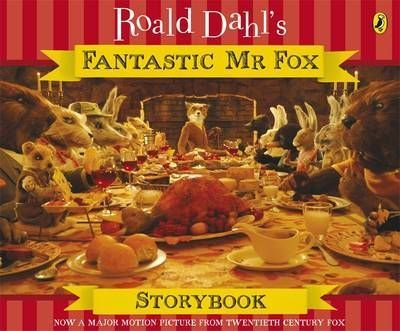 Fantastic Mr Fox Storybook