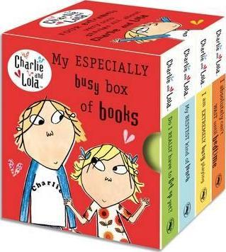 My Especially Busy Box of Books: Little Library