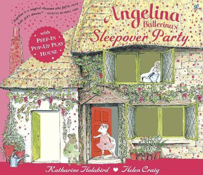 Angelina Ballerina's Pop-up and Play Sleepover Party