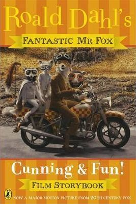 """Fantastic Mr Fox"": Cunning and Fun Film Storybook"