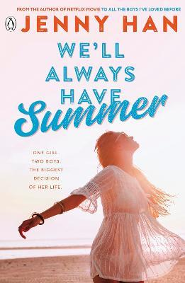 Image result for we'll always have summer book cover