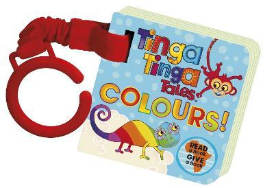 Tinga Tinga Tales: Colours: Buggy Book