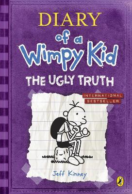 The ugly truth diary of a wimpy kid book 5 jeff kinney the ugly truth diary of a wimpy kid book 5 solutioingenieria Images