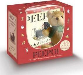 Peepo Book and Toy Gift Set
