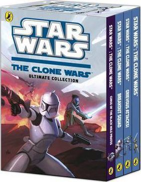 Clone Wars Ultimate Story Collection