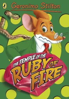 Geronimo Stilton: The Temple of the Ruby of Fire (#12)