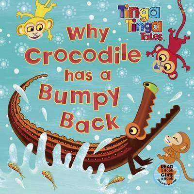 Tinga Tinga Tales: Why Crocodile has a Bumpy Back
