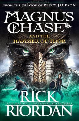 Magnus Chase and the Hammer of Thor (Book 2) Cover Image