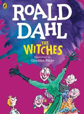 The Witches Colour Edition Roald Dahl 9780141345178
