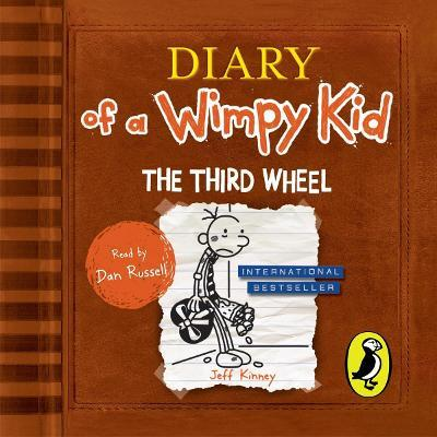 The third wheel diary of a wimpy kid book 7 jeff kinney the third wheel diary of a wimpy kid book 7 solutioingenieria Gallery