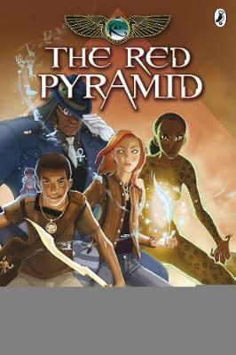 Red Pyramid: The Graphic Novel (The Kane Chronicles Book 1)