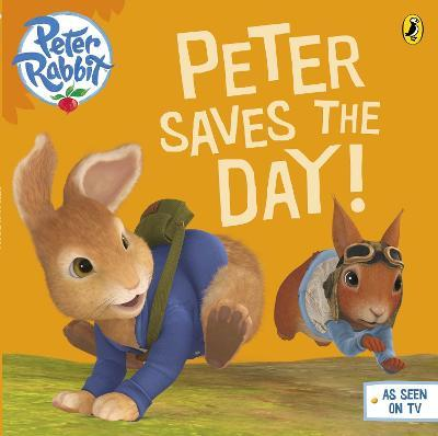 Peter Rabbit Animation: Peter Saves the Day!