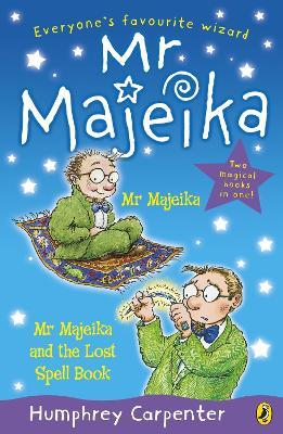 Mr Majeika and Mr Majeika and the Lost Spell Book