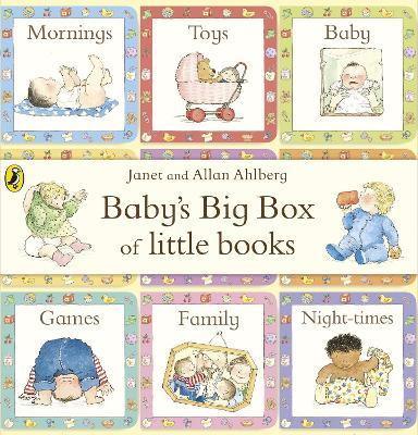 Baby S Big Box Of Little Books Allan Ahlberg 9780141356488