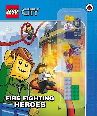 LEGO CITY: Fire Fighting Heroes Storybook
