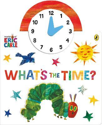The World of Eric Carle: What's the Time?
