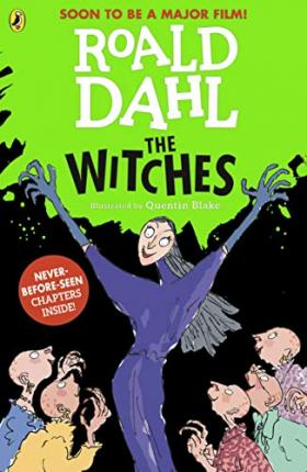 The Witches Roald Dahl 9780141365473