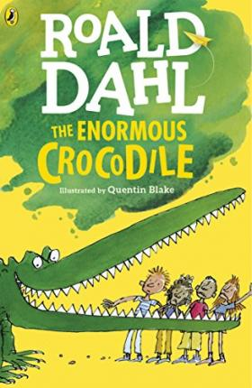 The Enormous Crocodile Story Book