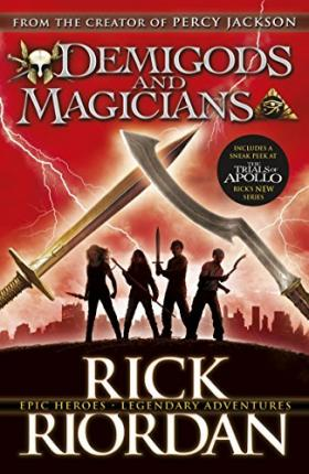 Demigods and Magicians Cover Image