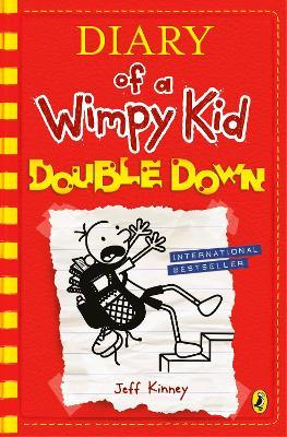 Diary of a wimpy kid do it yourself book jeff kinney 9780141339665 diary of a wimpy kid double down diary of a wimpy kid book 11 solutioingenieria Images