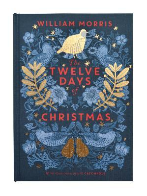 Twelve Days Of Christmas Book.V A The Twelve Days Of Christmas William Morris Md
