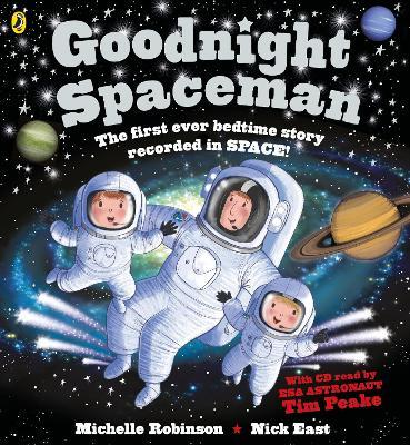 Goodnight Spaceman Cover Image