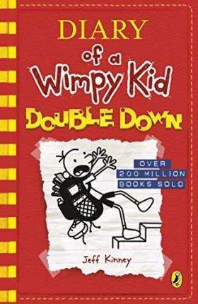 Diary of a wimpy kid double down diary of a wimpy kid book 11 diary of a wimpy kid double down diary of a wimpy kid book 11 solutioingenieria Gallery