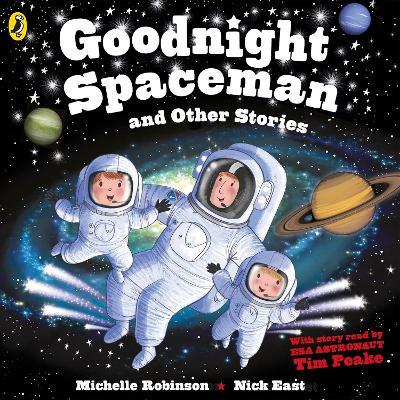 Goodnight Spaceman and Other Stories